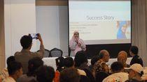 Diajak BNI ke Korea, Darwinah Bagikan Kisah Suksesnya pada PMI