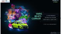 Toyota Sambut Kemerdekaan RI dengan Yaris Beats Corner