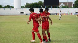 Kalah dari Thailand, Indonesia Gagal Pertahankan Gelar Juara Piala AFF U-15
