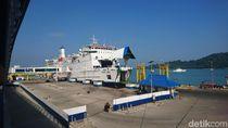 Listrik Padam, Pelabuhan Merak Tetap Beroperasi Normal