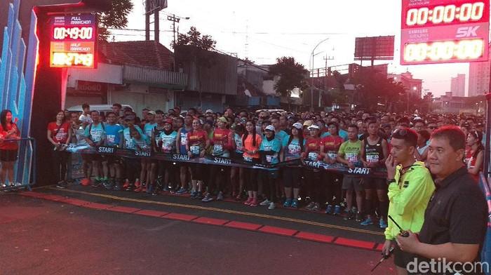 Surabaya Marathon 2019 (Foto: Amir Baihaqi)