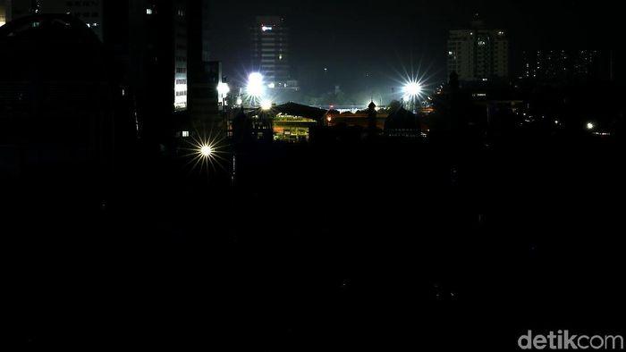 Ilustrasi listrik padam massal/Foto: Muhammad Ridho