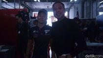 Finis Race Kedua Korsel, Rio Haryanto-David Tjipto Lebih Pede