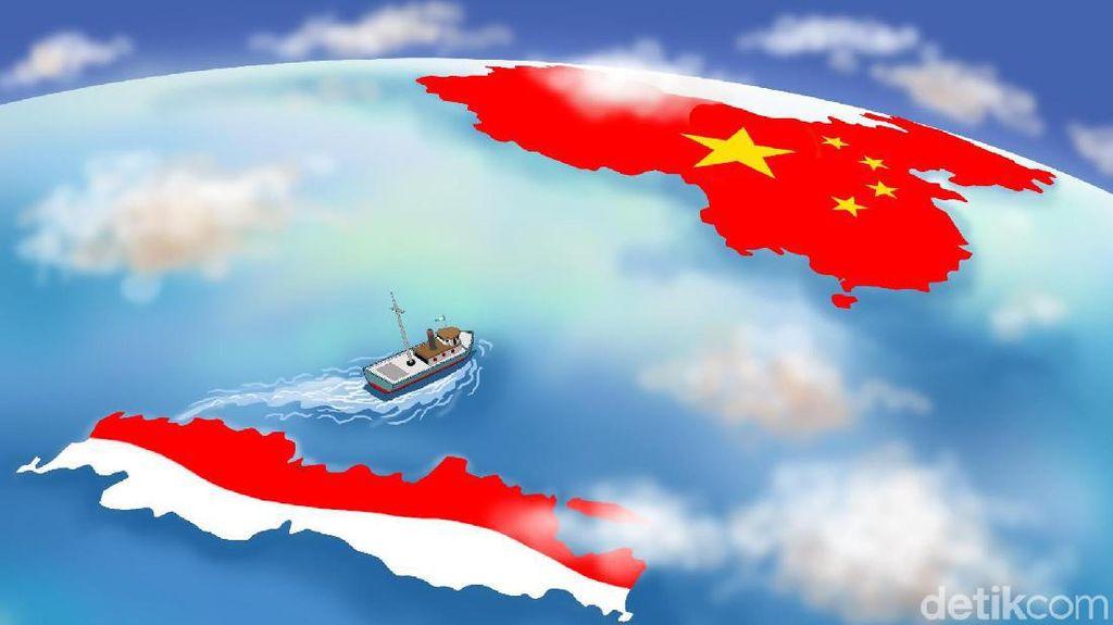 Ke China, Aku Tak Akan Kembali