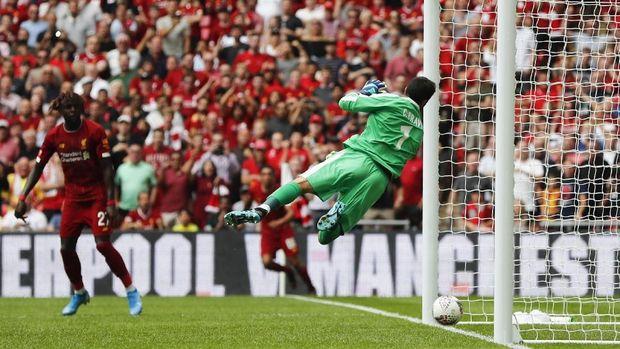 Liverpool berada di atas angin lawan Man City. (