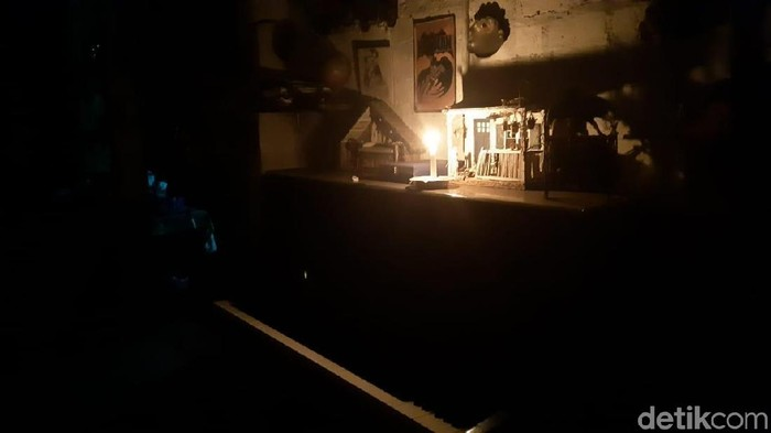 Foto: Pamulang masih mati listrik (Rani)