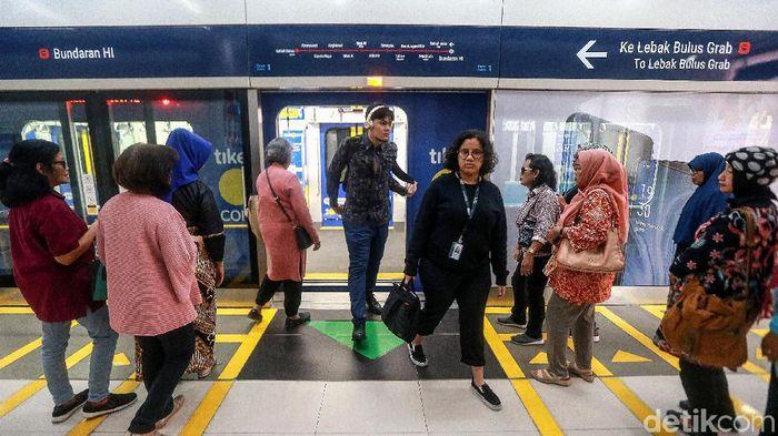 Faktor yang Tentukan Keberhasilan MRT Jakarta di Indonesia. Foto: Ari Saputra