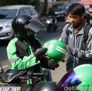 Driver Ojol Semringah Kala Anies Izinkan Angkut Penumpang Lagi
