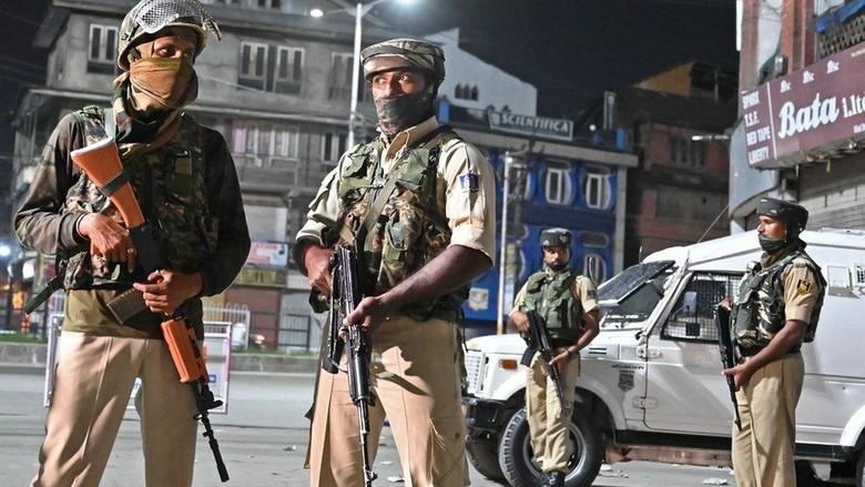 Pemerintah India Cabut Status Khusus Jammu dan Kashmir, Apa Artinya?