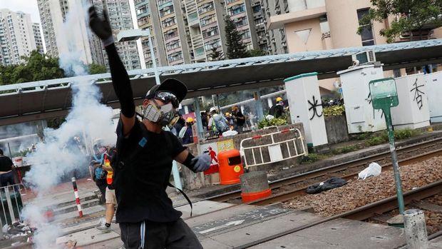 AS-China Panas, Hong Kong Membara, IHSG Pun Keok