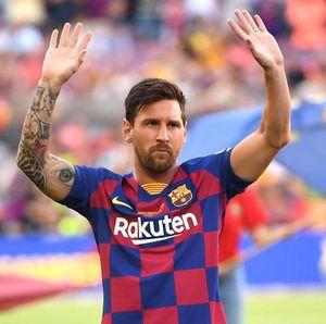 Jangan Dulu Sebut Messi sebagai Pemain Terbaik Sepanjang Masa