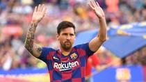 Takut Ditiru Anaknya, Messi Tak Senang Disebut Dewa