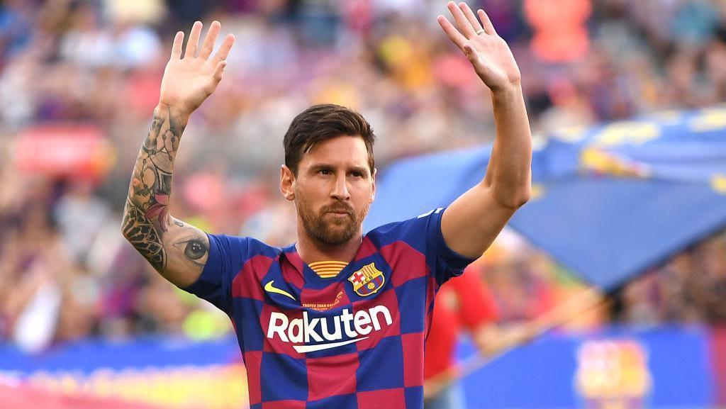 Tak Akan Ada Messi Lainnya di Masa Depan