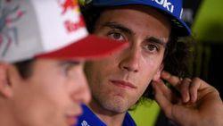 Jelang MotoGP Andalusia, Alex Rins Masih Diragukan Bisa Start
