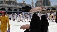 Suhu di Mekah Tembus 40 Derajat Celcius, Awas Heat Stroke!