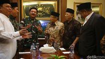 Ketum PBNU Bertemu Panglima TNI