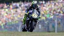 Rossi: Yamaha YZF-M1 Belum Banyak Pengembangan