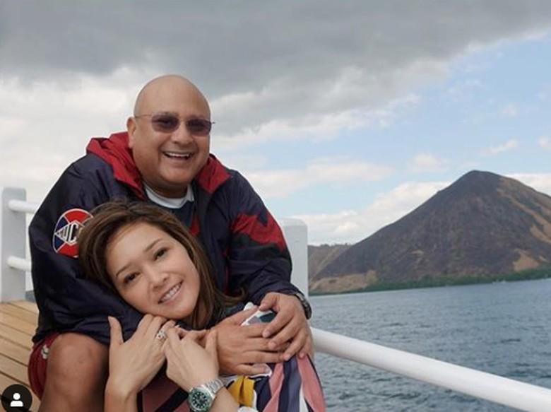 Maia dan Irwan pilih nikah di Jepang (Foto: Dok. Instagram/maiaestiantyreal)