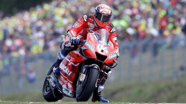Andrea Dovizioso akan jadi penantang serius bagi Marc Marquez di MotoGP Austria.