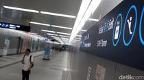 Sudah Normal Lagi, Ini 2 Alasan MRT Matikan Eskalator Saat Hujan Lebat