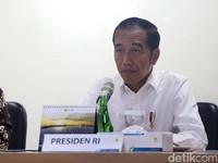 Marahnya Jokowi Gara-gara Listrik Padam Massal