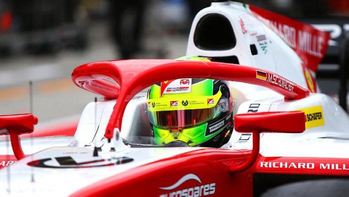 Mick Schumacher memenangi sprint race F2 Hongaria (dok.Sean Gelael)