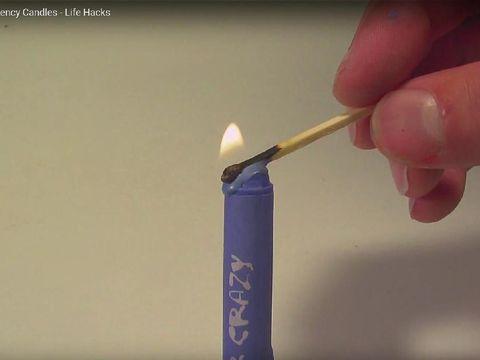 Kehabisan Lilin Saat Mati Lampu, Ini 5 Cara Mudah Bikin Lilin Sendiri