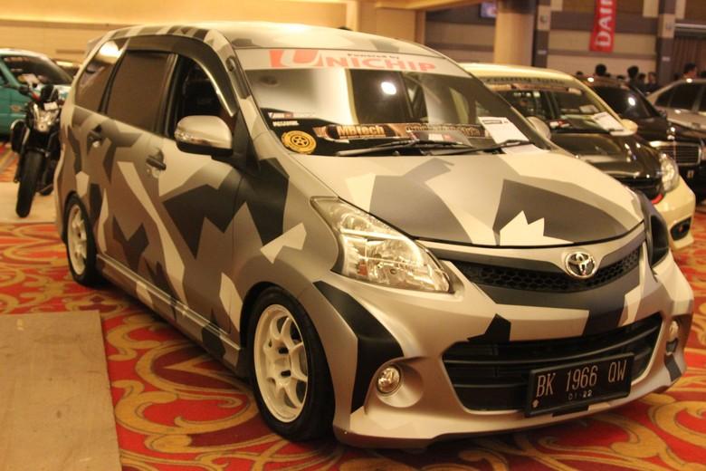 66 Koleksi Modifikasi Mobil Avanza Di Medan HD