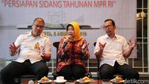 MPR Gelar Media Expert Meeting Persiapan Sidang Tahunan