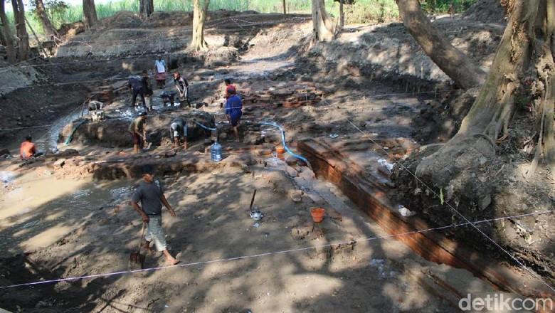 Situs Petirtaan Suci Majapahit di Jombang Warisan Tribhuwana Tunggadewi