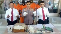 24 Ribu Pil Koplo Diamankan dari Sebuah Ekspedisi di Banyuwangi