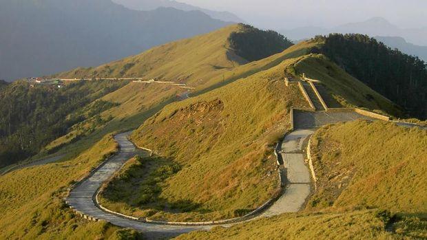 Taman Nasional Taroko Taiwan