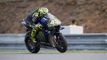 Valentino Rossi Sebut Motor Yamaha YZR-M1 Terlalu Sensitif