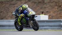 Rossi: Soal Kecepatan, Yamaha Semakin Tertinggal