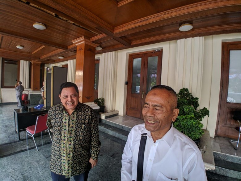 PWI Temui Wiranto, Usul Hari Pers Nasional 2020 Digelar di Papua