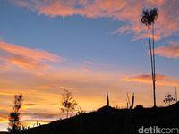 Senja di Ugimba (Afif Farhan/detikcom)