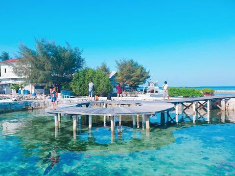 Jumlah Pulau di Indonesia