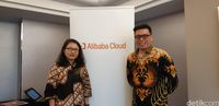 Rencana Alibaba Cloud di Indonesia, Mau 'Bangun' 2 Ribu Start Up