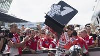 Kalau Gagal Pertahankan Dovizioso, Ducati Akan Kejar Lorenzo