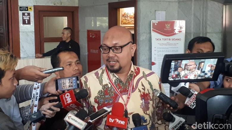 KPU Siapkan Pembahasan Larangan Eks Koruptor Nyaleg di RUU Pilkada