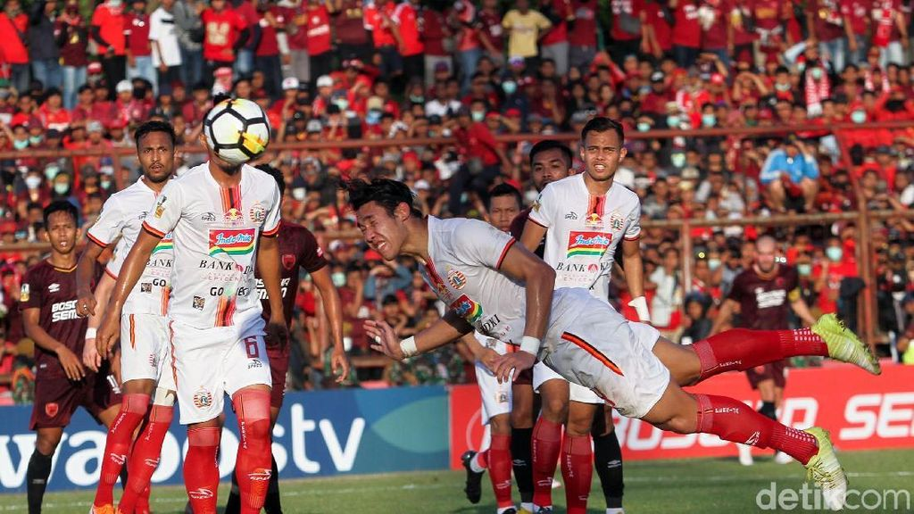 Gagal Juara di Piala Indonesia, Persija Jakarta Bergulat Lagi dengan Zona Degradasi
