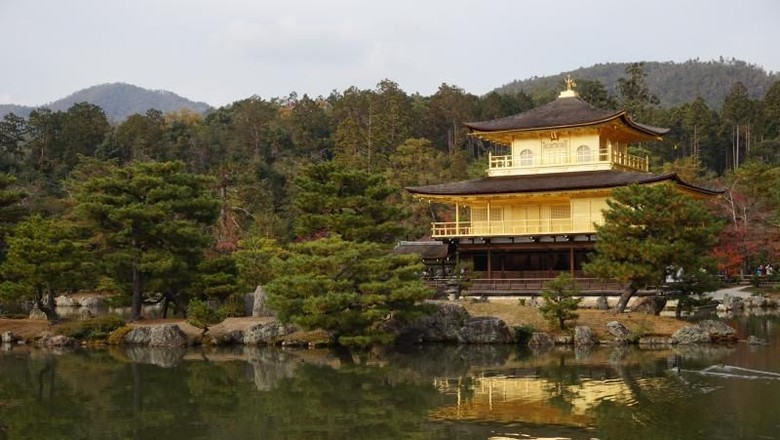 Ilustrasi Kyoto (Titry Frilyani/dTraveler)