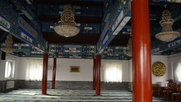 Masjid Niujie sekaligus menjadi simbol masuknya Islam ke daratan China. (namoradesi/dTraveler)