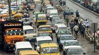 Macetnya Kota Lagos (CNN)