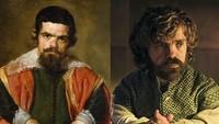 Peter Dinklageternyata memiliki wajah yang mirip dengan Sebastian de Morra, yang merupakan bawahan dari Phillip IV. Dok. Ist