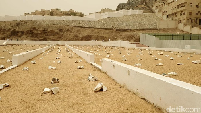 Kompleks pemakaman Mala (Foto: Ardhi Suryadhi-detikcom)