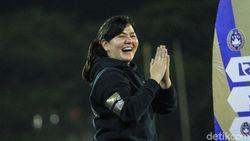 Ratu Tisha Masih Dipercaya PSSI Berkiprah di AFF dan AFC
