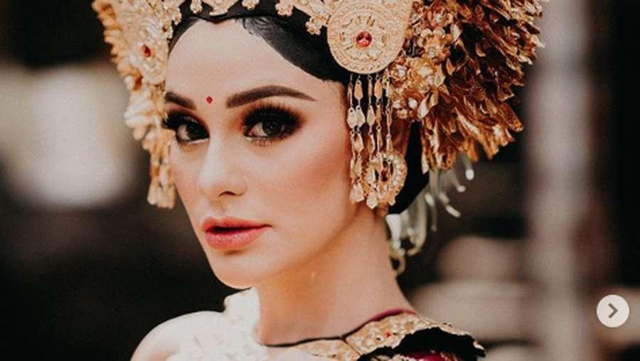 Kenakan Payas Agung, Nora Alexandra Dikira Menikah Lagi