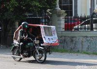 Motor Serbaguna di Medan, Bisa Angkut Kulkas Tanpa Turun Kaki