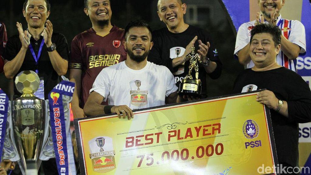 Para Peraih Penghargaan di Piala Indonesia
